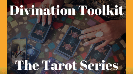 Divination Toolkit Tarot Series (1)
