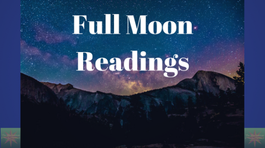 Full Moon Readings New