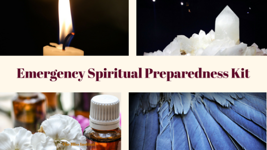 Blog- Emergency Spiritual Preparedness Kit