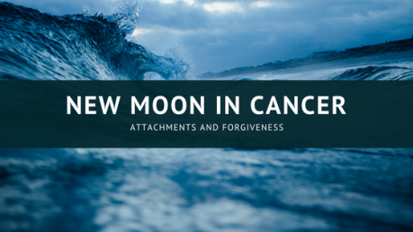 New Moon Partial Lunar Eclipse in Cancer