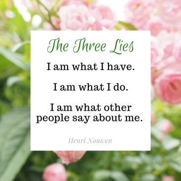 Three Lies