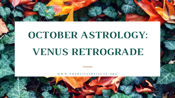October Astrology_ Venus retrograde